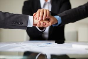 acercamiento entre empleado y jefe