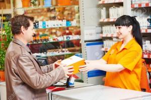 atencion al cliente en mostrador