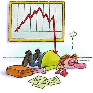 problemas de disminución de la productividad