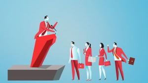 ser firme con los empleados-exigir desde la razón