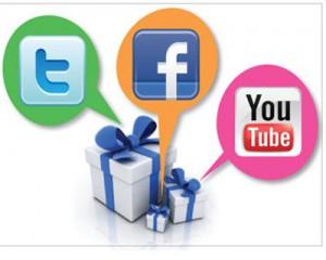 crear un concurso entre los clientes-sorteos en redes sociales